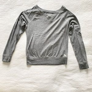 ABERCROMBIE & FITCH Long Sleeve Thin Sweater